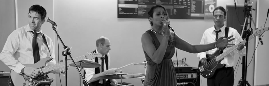 Live music for corporate events