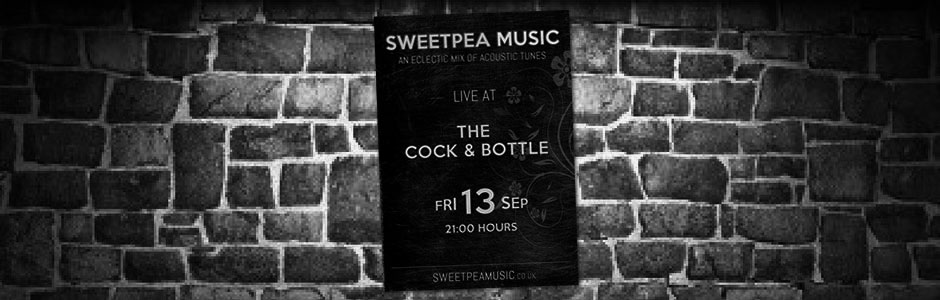 sweetpea music gigs